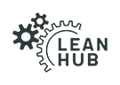 The Lean Hub | Improve your business efficiency with LEAN principles Logo